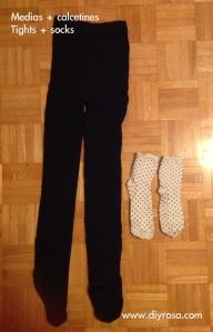 5 medias y calcetines, consejos frio
