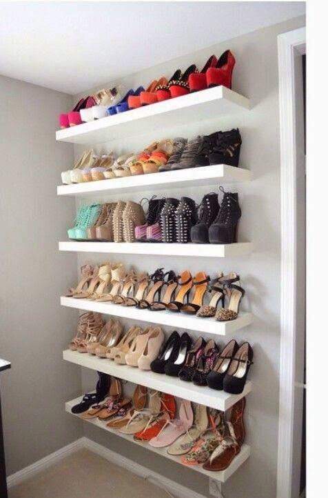 muebles para zapatos | DIYrosa