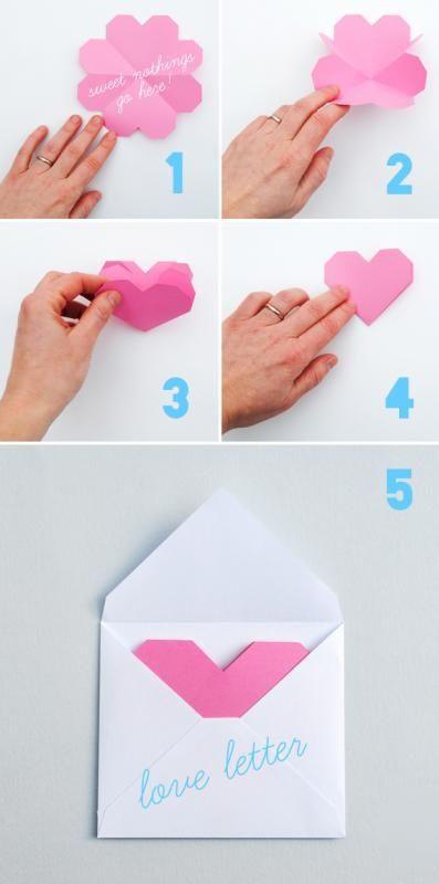Как сделать из бумаги красивую открытку на день рождения