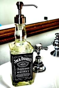 DIY botellala jabón líquido