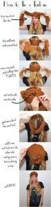 Como ponerte un Turbante