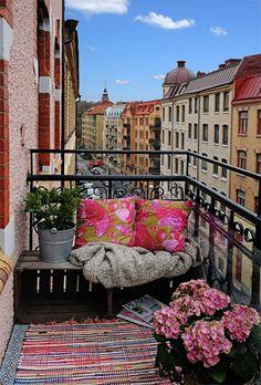 Decora tu terraza este verano diyrosa - Decora tu terraza ...