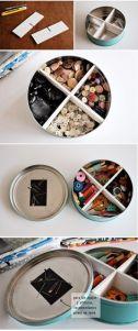 Organiza tus Cosas de Costura