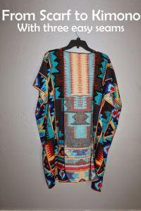De Mascada a Kimono
