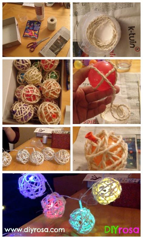 Esferas de Mecate