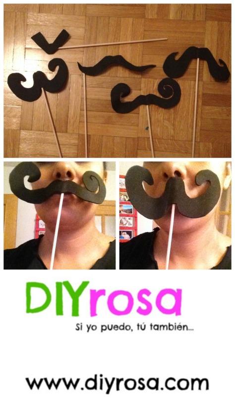 photoboot mustache