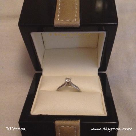 anillo de compromiso 1
