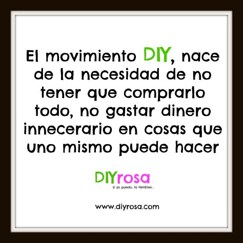 movimiento DIY