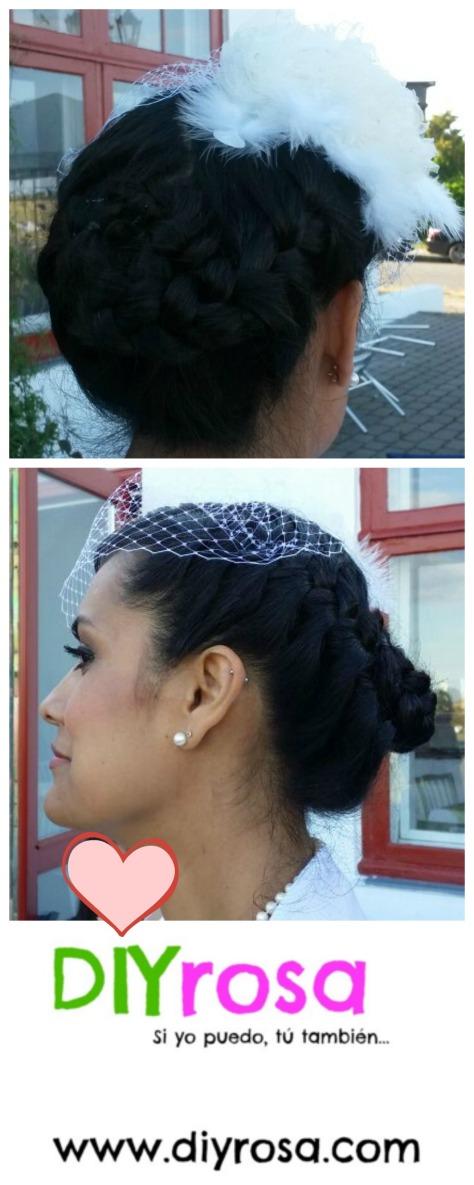 peinado collage