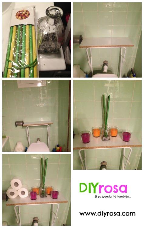 decoración para el baño